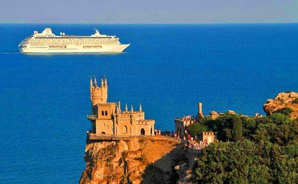 На отдых в Крым